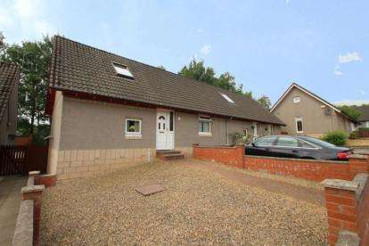 3 Bedrooms Semi Detached House for sale in Muirfield Place, Kilwinning, North Ayrshire