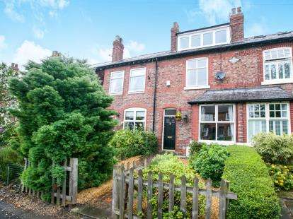 3 Bedrooms Terraced House for sale in Heyes Lane, Alderley Edge, Cheshire, Uk