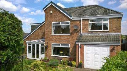 5 Bedrooms Detached House for sale in Raylawn Street, Mansfield, Nottinghamshire