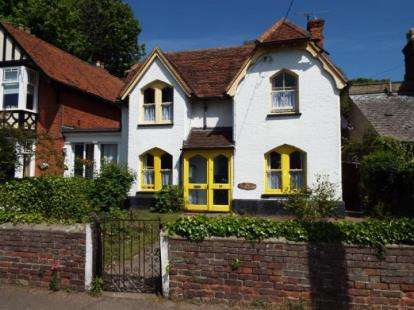 2 Bedrooms Link Detached House for sale in Sudbury, Suffolk
