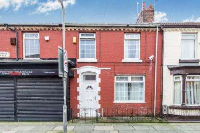 3 Bedrooms Terraced House for sale in Macdonald Street, Wavertree, Liverpool, Merseyside, L15