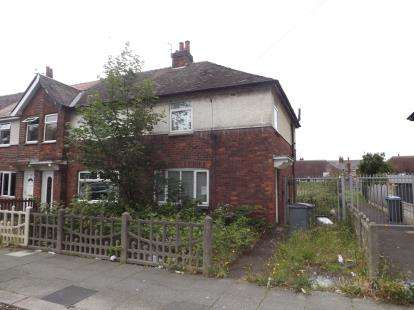 3 Bedrooms Terraced House for sale in Lindale Gardens, Blackpool, Lancashire, FY4