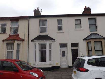 3 Bedrooms Terraced House for sale in Belmont Avenue, Blackpool, Lancashire, United Kingdom, FY1