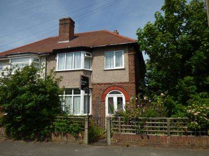 3 Bedrooms Semi Detached House for sale in Brookfield Avenue, Crosby, Liverpool, Merseyside, L23
