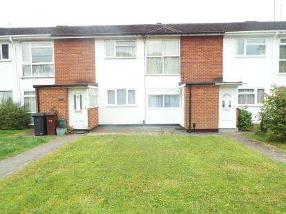 2 Bedrooms Maisonette Flat for sale in Bridgnorth Road, Wolverhampton, West Midlands