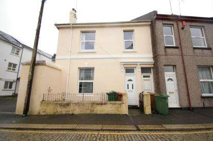 3 Bedrooms End Of Terrace House for sale in Gascoyne Place, Plymouth, Devon