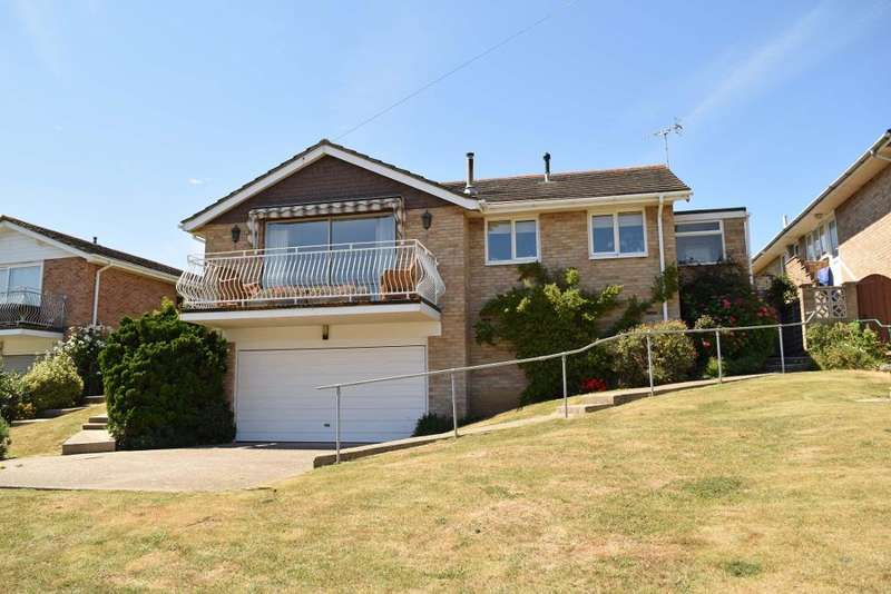3 Bedrooms Detached Bungalow for sale in Matthews Way, Seaview, Isle of Wight, PO34 5LB