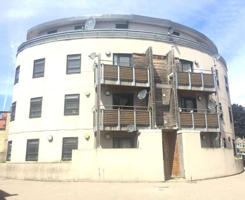 2 Bedrooms Flat for sale in Scotland Green, Tottenham, London, N17 9TS