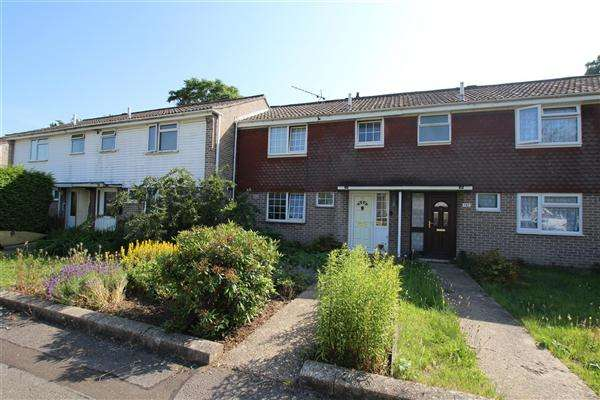 3 Bedrooms Terraced House for sale in Craigmoor Avenue, Bournemouth