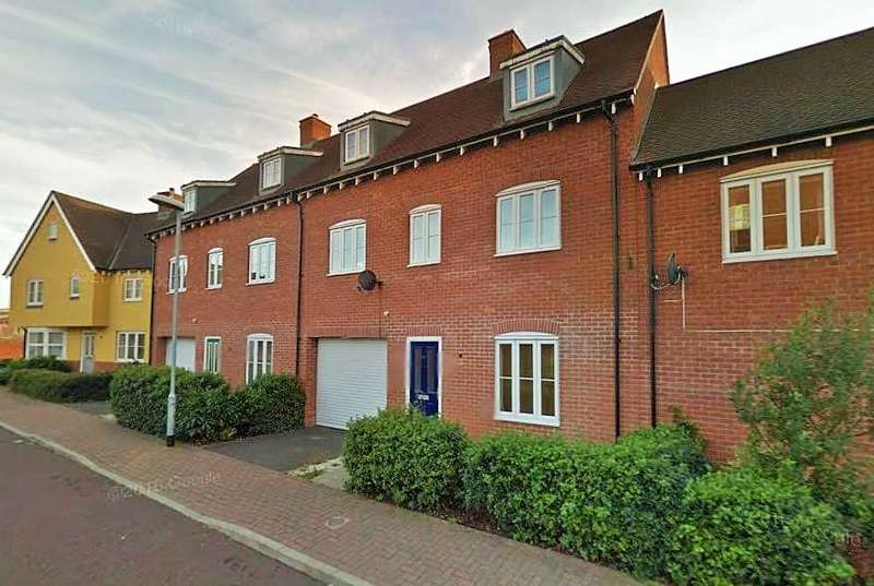 5 Bedrooms Town House for sale in Abbey Field View, Colchester