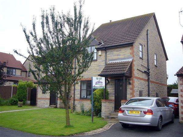 3 Bedrooms Semi Detached House for rent in Poynton Drive, Throapham, Sheffield