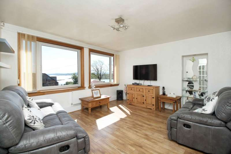 4 Bedrooms Flat for sale in High Street, Inverkeithing, Fife, KY11 1NN