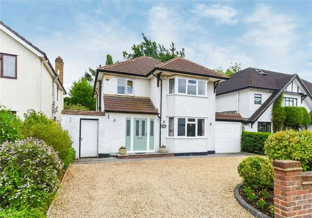 3 Bedrooms Detached House for sale in Syke Cluan, Richings Park, Buckinghamshire