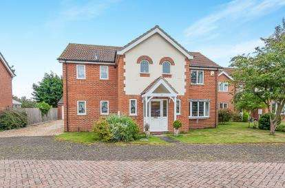 4 Bedrooms Detached House for sale in Glebe Close, Sibsey, Boston, Lincolnshire