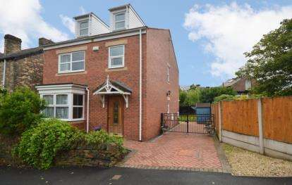 4 Bedrooms Detached House for sale in Ball Road, Sheffield, South Yorkshire