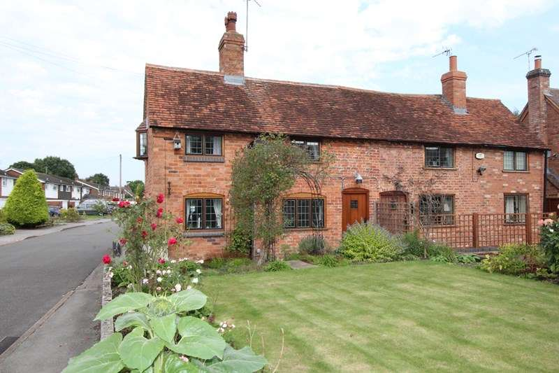 3 Bedrooms Cottage House for sale in Orchard Road, Hockley Heath, Solihull