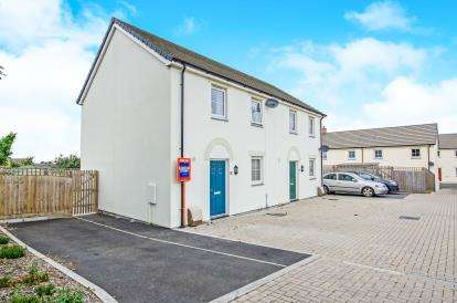 3 Bedrooms Semi Detached House for sale in Camborne, Cornwall, United Kingdom