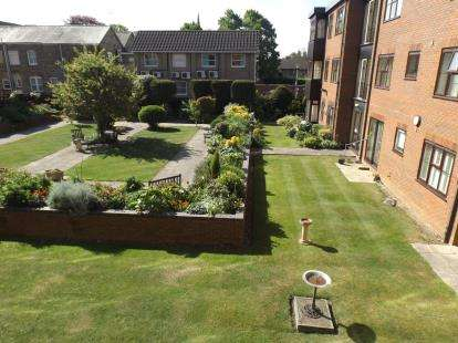 1 Bedroom Flat for sale in Lincoln Gate, Lincoln Road, Peterborough, Cambridgeshire