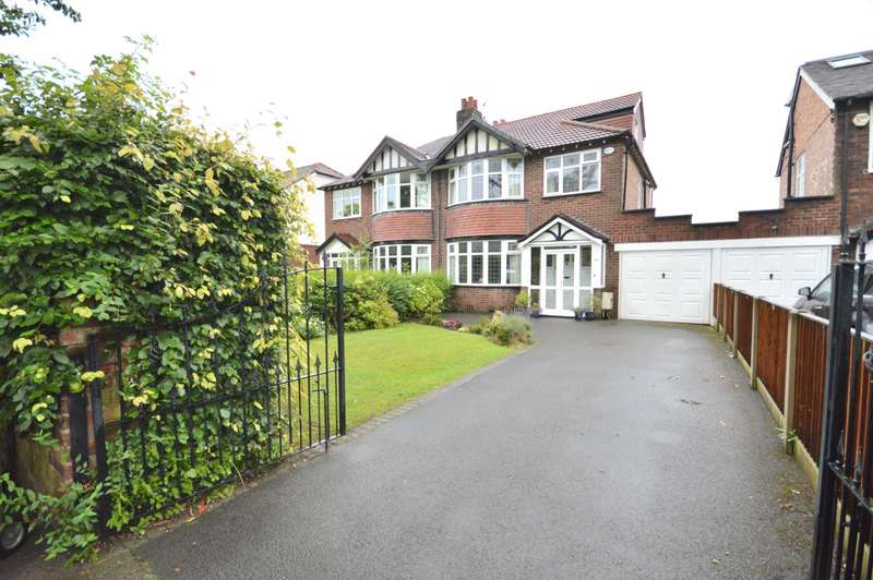 4 Bedrooms Semi Detached House for sale in WOODSMOOR LANE, Woodsmoor