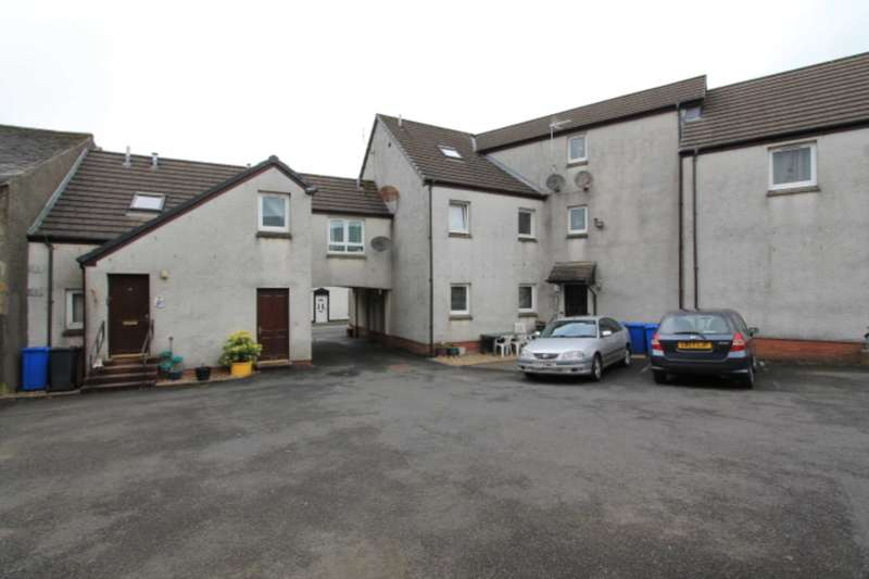 2 Bedrooms Flat for sale in Wilson Street, Beith