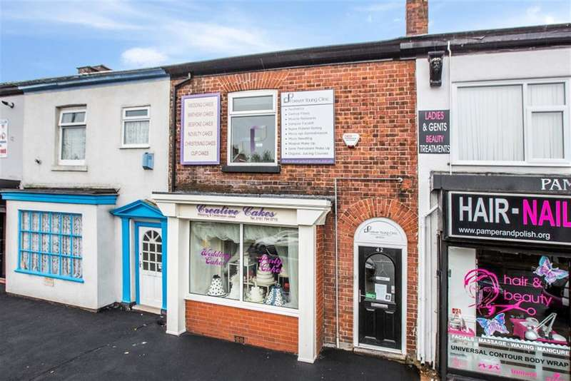2 Bedrooms Commercial Property for sale in Chorley Road, Swinton, Manchester, M27 5AF