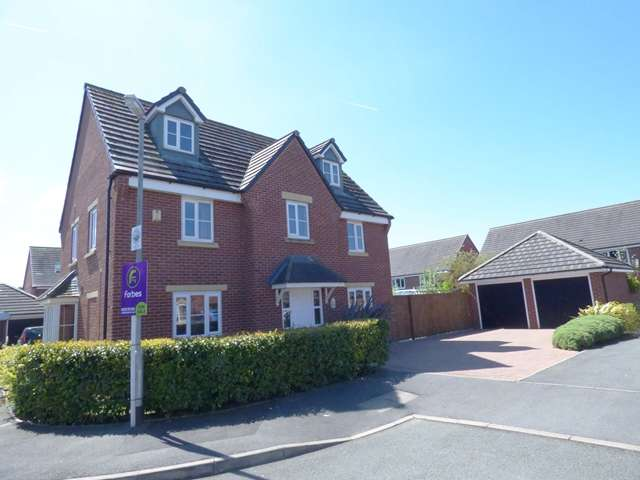 5 Bedrooms Detached House for sale in Bridgewater Drive, Buckshaw Village, PR7