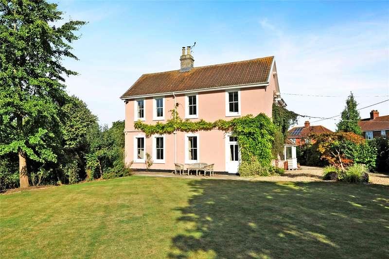 5 Bedrooms Detached House for sale in Dursley Road, Heywood, Wiltshire, BA13