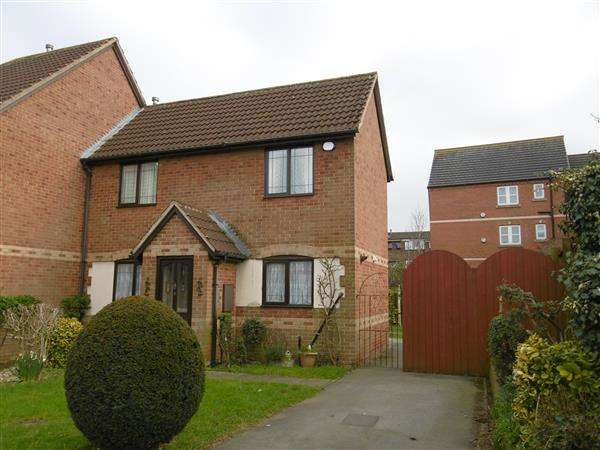 2 Bedrooms Semi Detached House for sale in Rosemount Drive, Scunthorpe