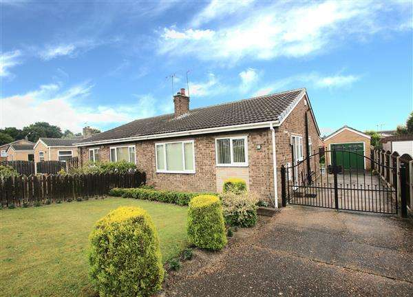 2 Bedrooms Bungalow for sale in Chiltern Court, Hemsworth