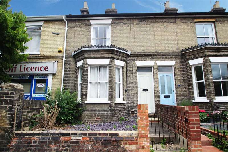 3 Bedrooms Terraced House for sale in Newson Street, Ipswich