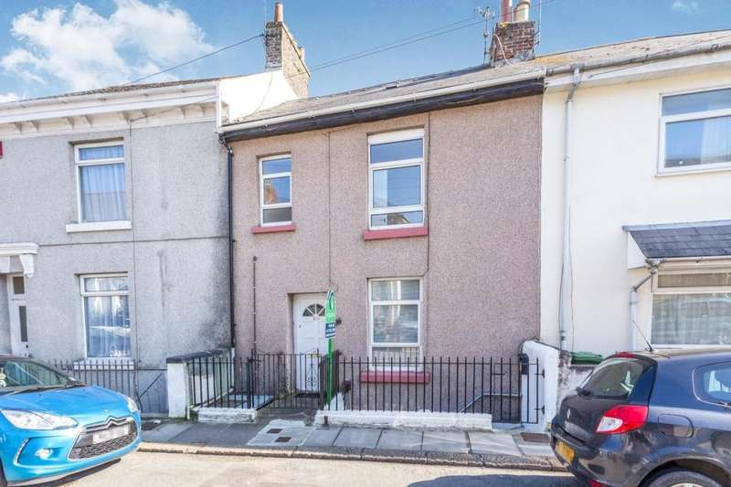 3 Bedrooms Property for sale in Alexandra Road, Ford, Plymouth, PL2