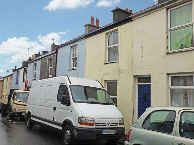 3 Bedrooms Terraced House for sale in Victoria Street, Bangor, Gwynedd