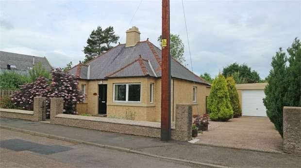 3 Bedrooms Detached Bungalow for sale in Main Street, Horncliffe, Berwick-upon-Tweed, Northumberland
