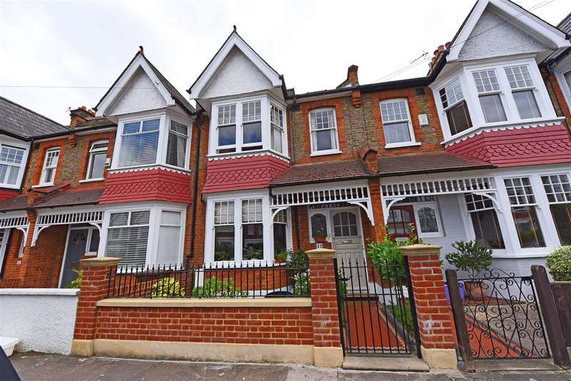 4 Bedrooms Terraced House for sale in Ravensbury Road, Wimbledon Park