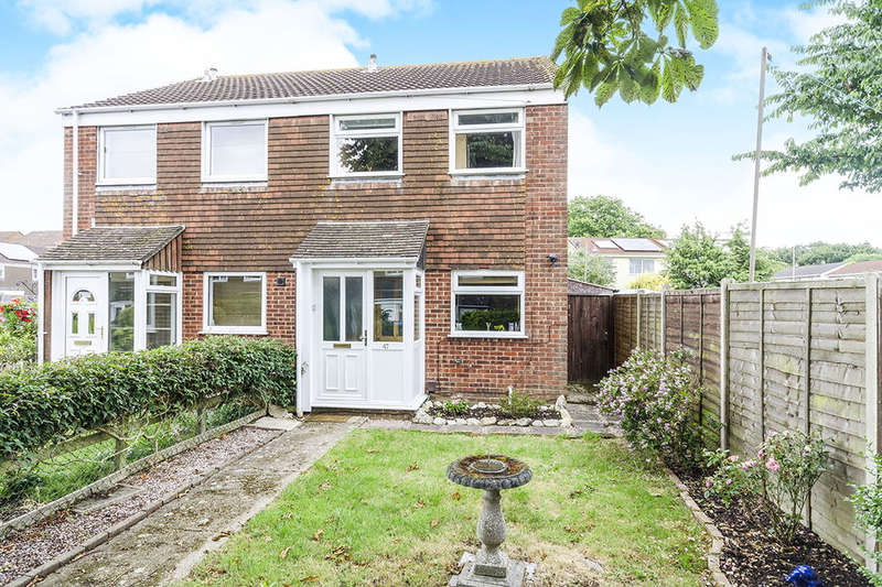 3 Bedrooms Semi Detached House for sale in Grainger Gardens, Southampton, SO19