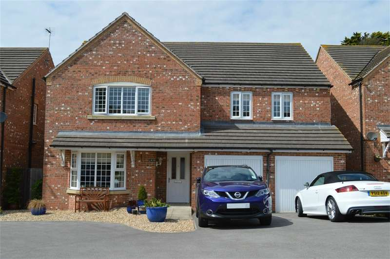 5 Bedrooms Detached House for sale in Farrants Way, Hornsea, East Riding of Yorkshire