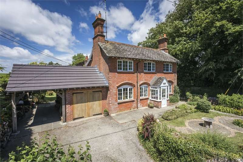 3 Bedrooms Detached House for sale in High Street,, Winfrith Newburgh, DORCHESTER, Dorset