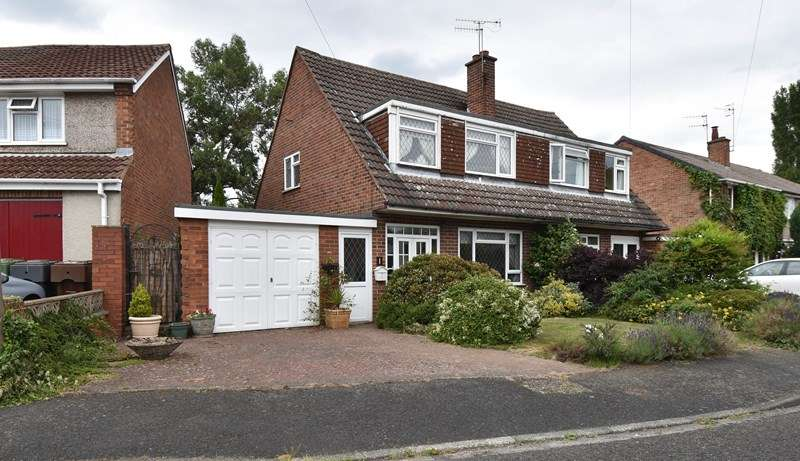 3 Bedrooms Semi Detached House for sale in Littleheath Lane, Lickey End, Bromsgrove