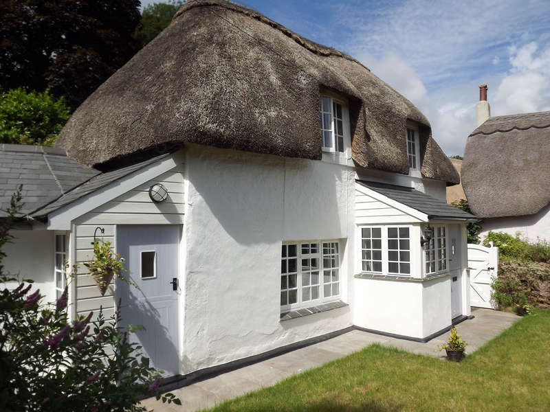 2 Bedrooms Cottage House for sale in Cockington Village, Torquay