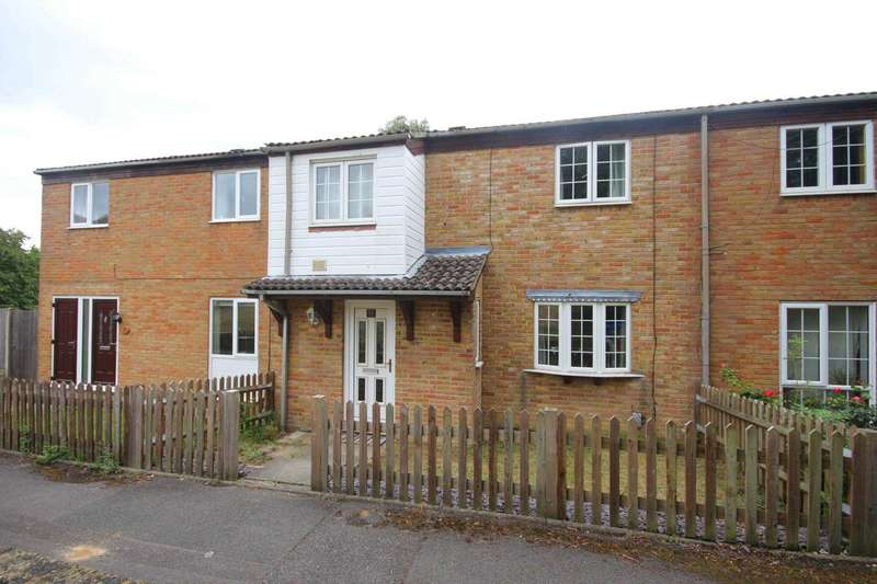 3 Bedrooms Terraced House for sale in Liscombe, Bracknell