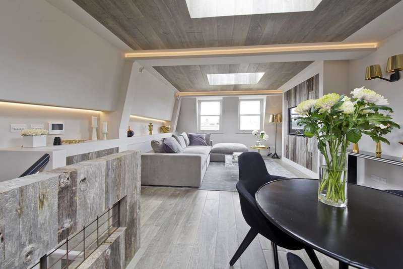 2 Bedrooms Flat for sale in Chesterton Road, North Kensington, W10