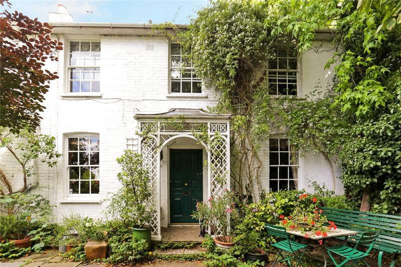 5 Bedrooms Detached House for sale in Strand On The Green, London, W4