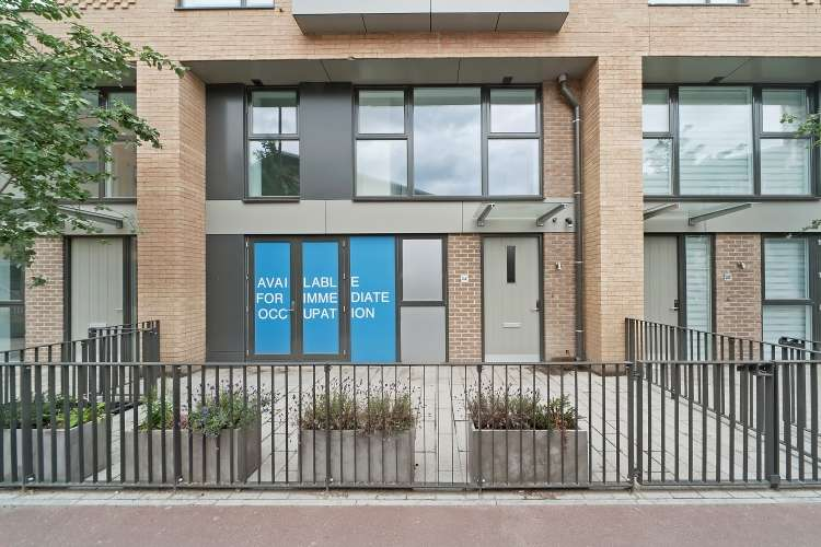 2 Bedrooms Flat for sale in Norman Road Greenwich SE10