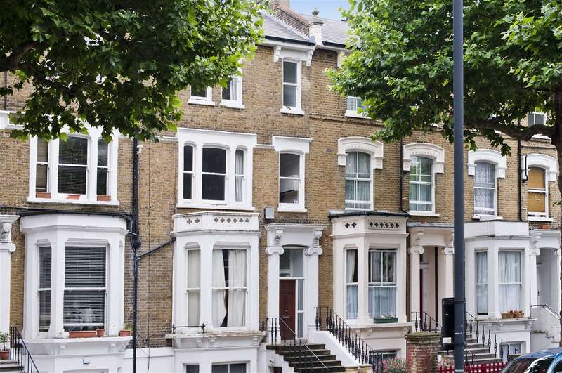 4 Bedrooms Terraced House for sale in Hammersmith Grove, Hammersmith