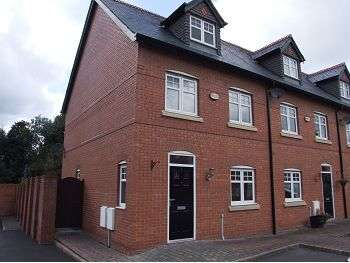 3 Bedrooms Town House for sale in Alden Close, Worthington Park, Standish, WN1 2TS