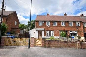 3 Bedrooms Semi Detached House for sale in Worcester Crescent CHADDESDEN DE21 4ER