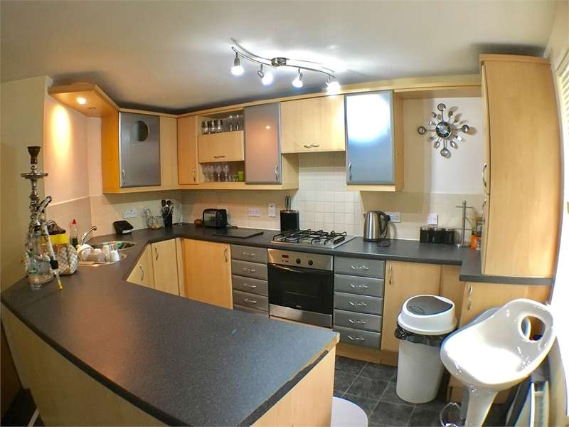 2 Bedrooms Flat for sale in 26 Waterside Drive, Hockley, Birmingham, West Midlands