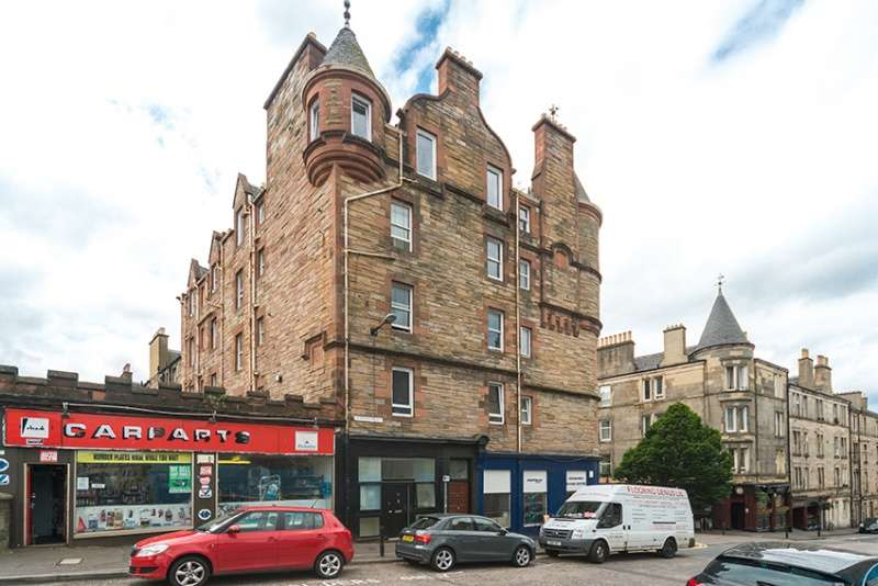 1 Bedroom Flat for sale in Yeaman Place, Polwarth, Edinburgh, EH11 1BT