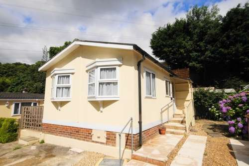 2 Bedrooms Park Home Mobile Home for sale in Rownhams Park, Southampton