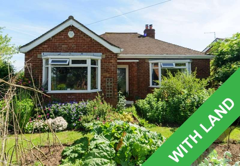 3 Bedrooms Bungalow for sale in Sandy Bank, Lincoln, LN4